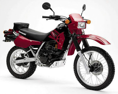 Kawasaki KLR250 FAQ Parts