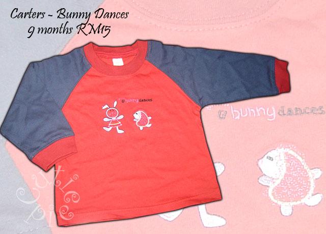 Carters - Bunny Dances