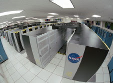 The NAS facilities have been critical to the initial cube computation