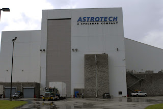 SDO arrives at Astrotech Space Operations, located near Kennedy Space Center.
