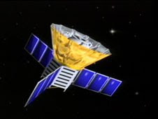 This COBE informational video was produced more than 20 years ago, before the satellite embarked on its mission to study the cosmic microwave background