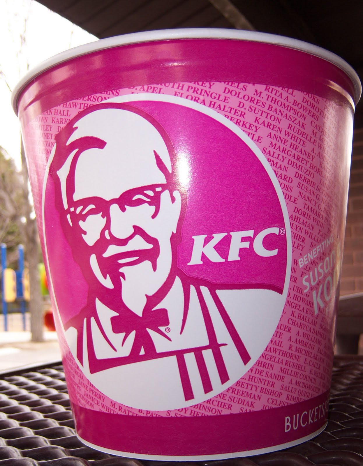 kfc case study consumer behavior Kfc's competitors can be considered in the context of consumers' purchasing  and consumption behaviours the consumer segments can be classified.