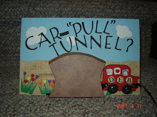 Car-Pull tunnel card