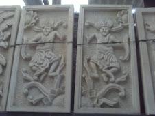 relief orang lg tari bali