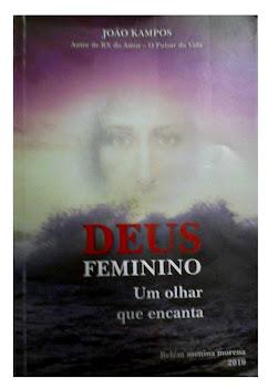 """Prévia da Capa """"Deus Feminino"""""""