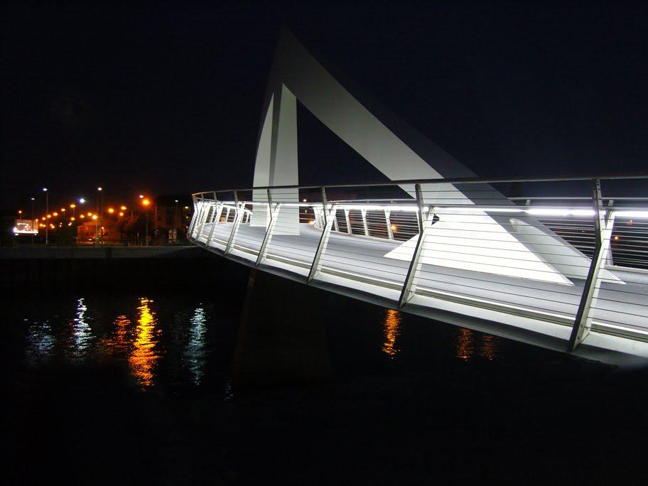 The Happy Pontist Scottish Bridges 10 Tradeston Bridge