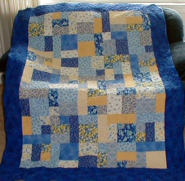 Free Quilt Pattern For Yellow Brick Road : BRICK PATTERN QUILT ROAD YELLOW Patterns Gallery