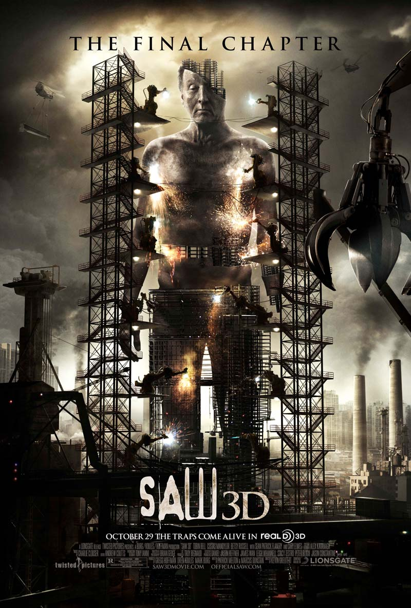 Saw 7 (Saw The Final Chapter) 2010 [DVDRIP - TRUEFRENCH] [AC3][FS]