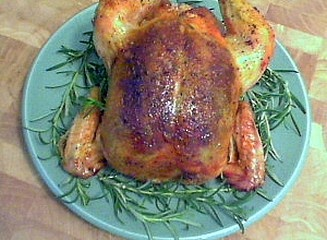 """The """"Ultimate"""" Roast Chicken"""