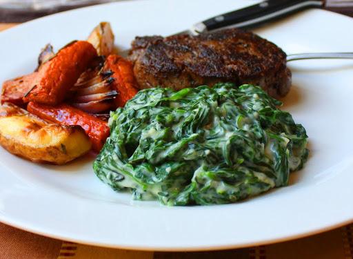 Strip House Potatoes Romanoff Recipes — Dishmaps