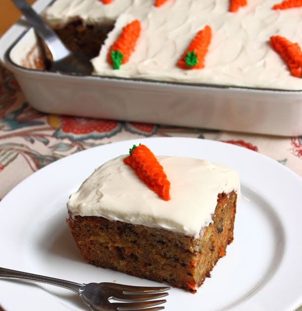 Recipe Testers Wanted: World's Best Carrot Cake