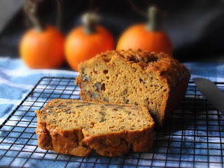 Holiday Pumpkin Bread in Theory and Practice