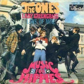 THE ONES, Music for Hippies (1966, psych pop)
