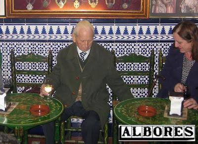 Fallece el dorador Manolo Calvo