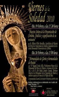 Presentados los 'Viernes de la Soledad' 2010