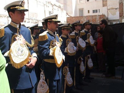 Concierto de la agrupación musical 'Nuestra Señora del Mar' en Piedras Redondas