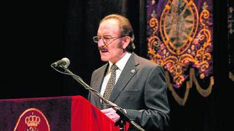 Benito Gálvez pronuncia el Pregón de la Semana Santa