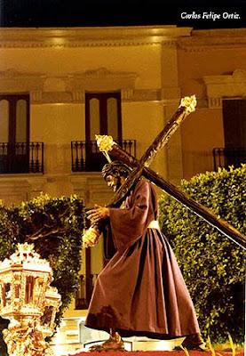 El Vía Crucis del Gran Poder saldrá a las siete y media de la tarde