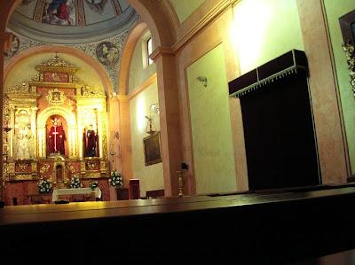 La Virgen de la Asunción abandona la capilla del Sagrario de la Catedral