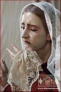 El sábado se bendicen las imágenes de María Salomé y la de Cleofás para la Hermandad de la Caridad