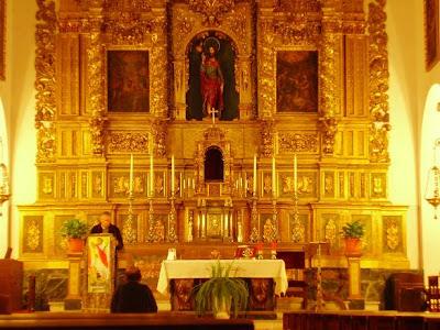 Esta tarde comienzan las charlas formativas organizadas por la parroquia de Santiago