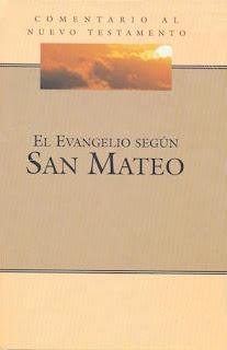 Todos los lunes, el Evangelio de San Mateo en el Silencio