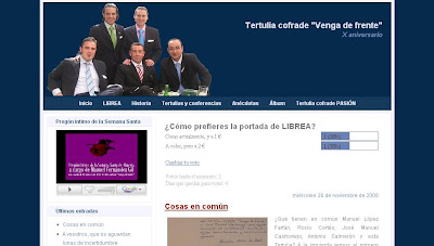 Encuesta sobre la portada de LIBREA