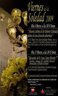 Presentados los 'Viernes de la Soledad'