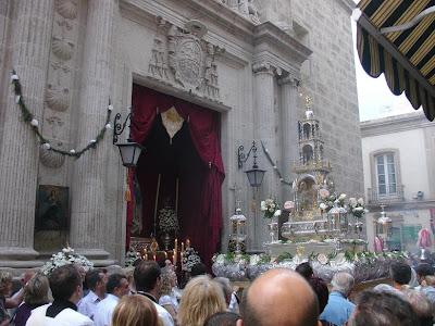 Palabras de elogio y gratitud de la Hermandad del Santo Sepulcro a la de la Soledad