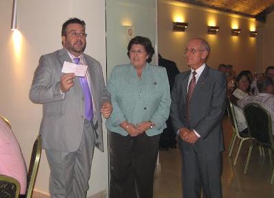 El Perdón recauda 1.200 euros para el comedor social 'La Milagrosa'