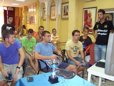 Destacada participación de hermanos en el I Torneo de PlayStation organizado por el Encuentro