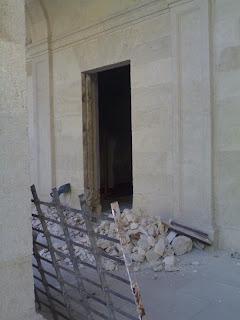 Una puerta comunicará la sacristía del Sagrario con el clautro de la Catedral