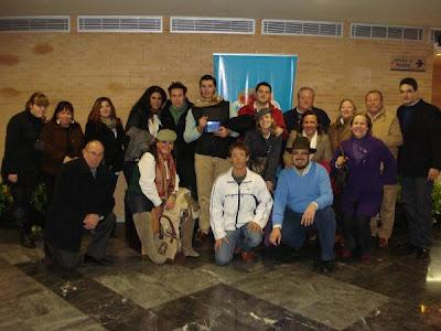 El coro del Rosario del Mar obtiene un accesit en el concurso de villancicos del Ayuntamiento
