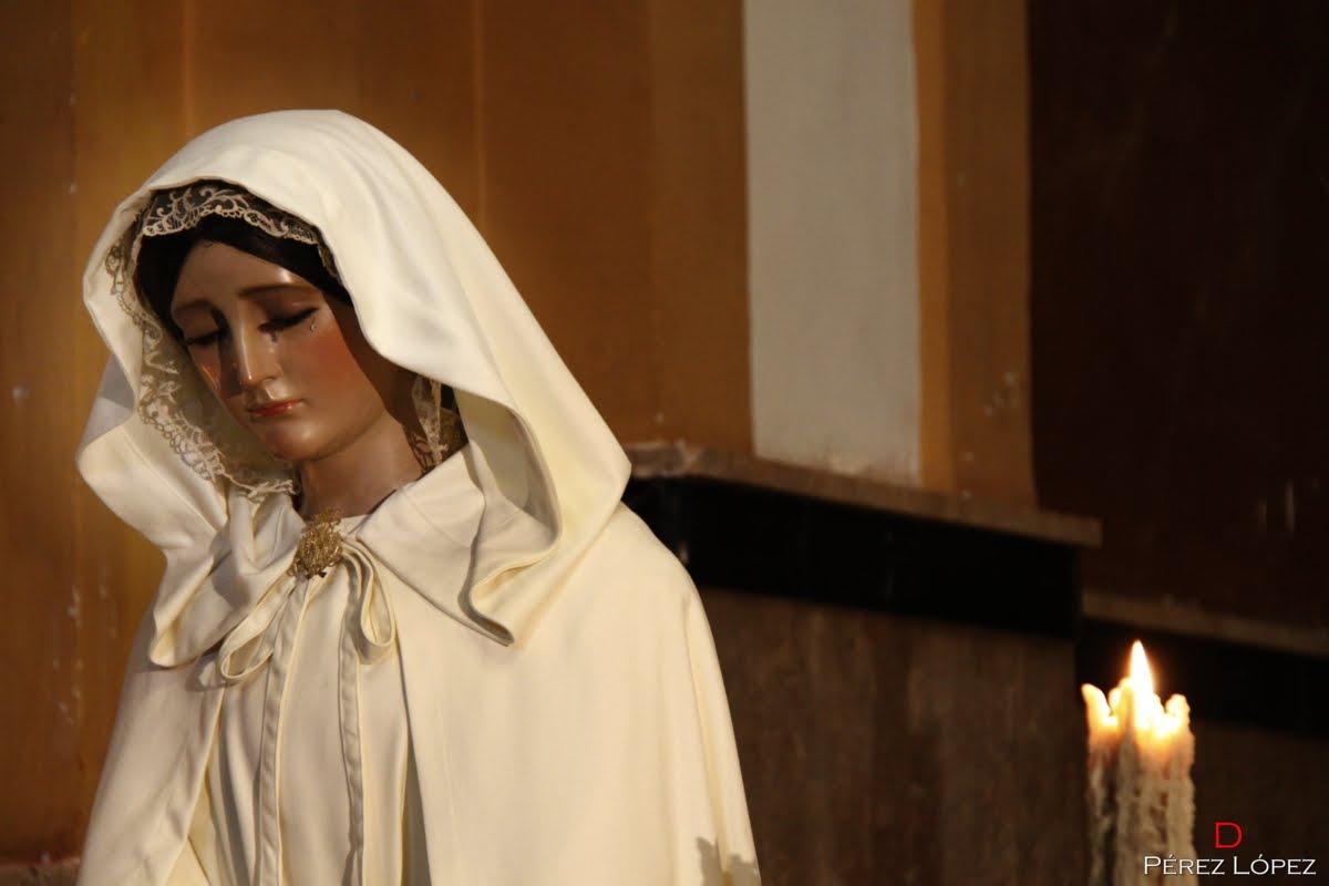 El Silencio prepara la llegada de la Virgen del Consuelo