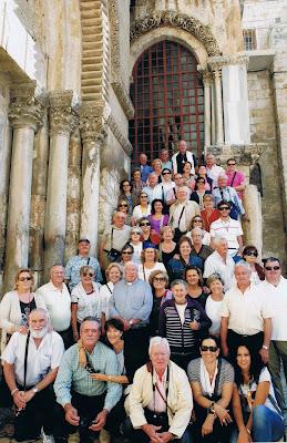 Pasión peregrina a Tierra Santa