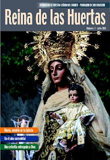 El boletín 'Reina de las Huertas' en internet
