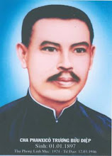 Father Francis Xavier Truong Buu Diep