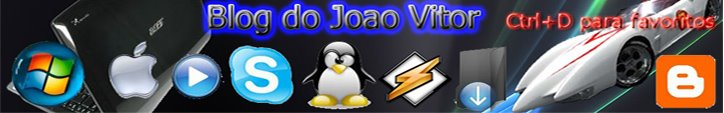 Blog do Joao Vitor