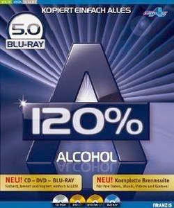 Alcohol 120% - 5.0 Blu-Ray - ReiDoDownload.BlogSpot.com