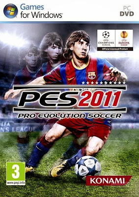 pes2011 Baixar   Pro Evolution Soccer 2011 RELOADED