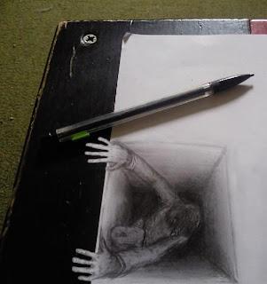 L'antre de Morgor DrawEscape
