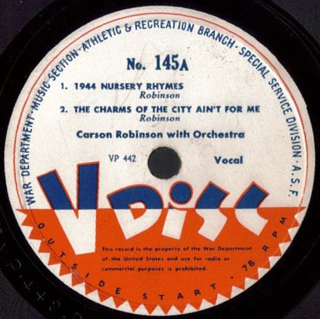 1930's rare and popular music(1 of 6)