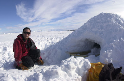 University of Wisconsin-Madison atmospheric scientist Jonathan Thom is