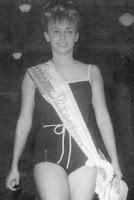 A Miss Teresina 1964, Sônia Façanha. Roberto Carlos teve namoricos com ela...