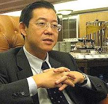 Ketua Menteri P Pinang