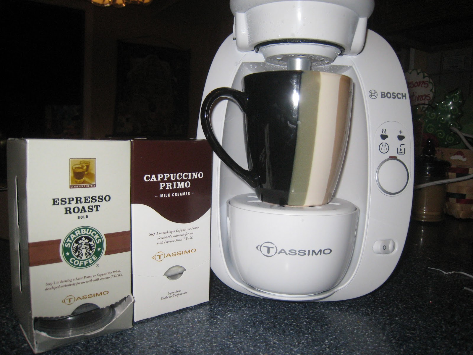 Gevalia Coffee Maker Cleaning Instructions : Momma Drama: Tassimo T20 Brewbot - Review and Giveaway!