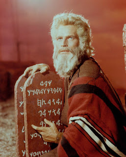 A collect call from Moses
