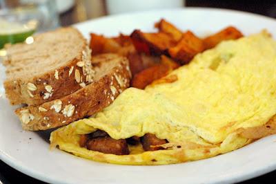 brunch omelette