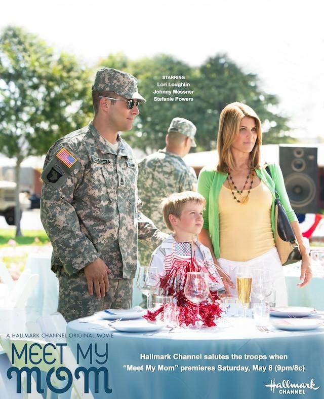 soldier love story meet my mom