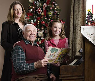 its a wonderful christmas movie - A Grandpa For Christmas
